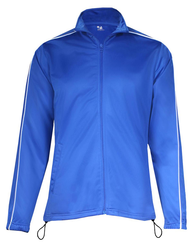 Badger Sport 7901 - Ladies' Brushed Tricot Razor Jacket