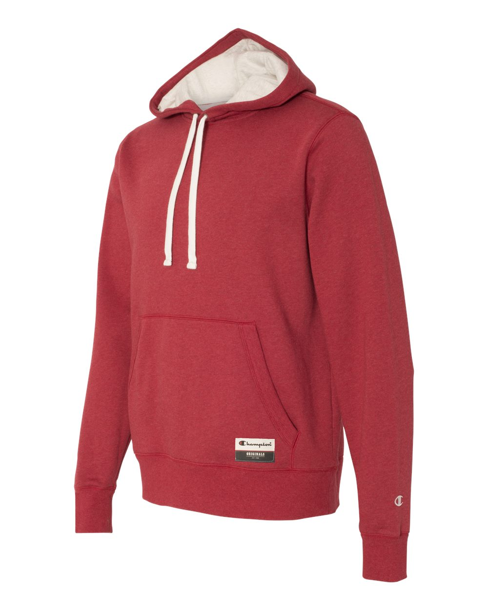 Champion AO600 - Authentic Originals Sueded Fleece Pullover Hood