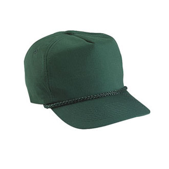 Cobra PLG - Poplin Leather Strap Golf Cap