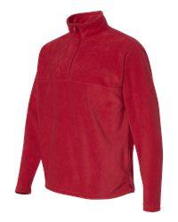 Colorado Clothing 9630 - Sport Fleece Quarter Zip Pullover