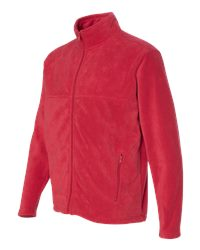 Colorado Clothing 9632 - Sport Fleece Full Zip Jacket