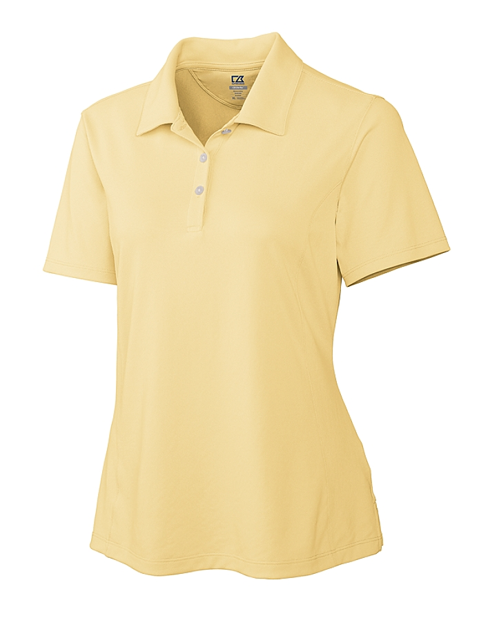 CUTTER & BUCK LCK02351 - Ladies' CB DryTec Kingston Pique Polo