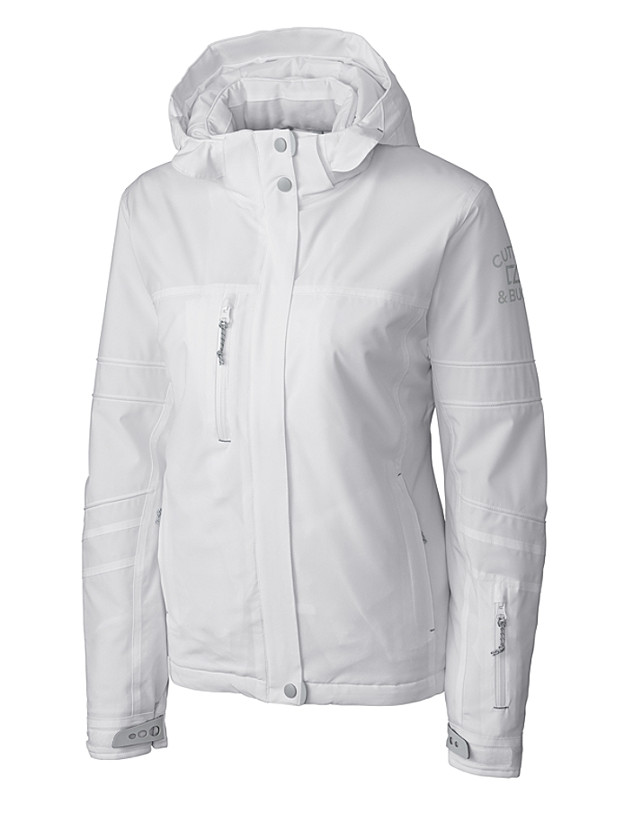 Cutter Buck Lco01187 Ladies Cb Weathertec Sanders Jacket 9678