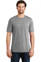 District Made® DM130 - Mens Perfect Tri® Crew Tee