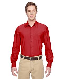 Harriton M610 - Men's Paradise Long-Sleeve Performance Shirt