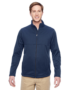 Harriton M745 - Men's Task Performance Fleece Full-Zip Jacket