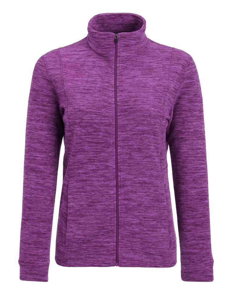Landway 8872 - Cascade Ladies Marled Fleece Jacket