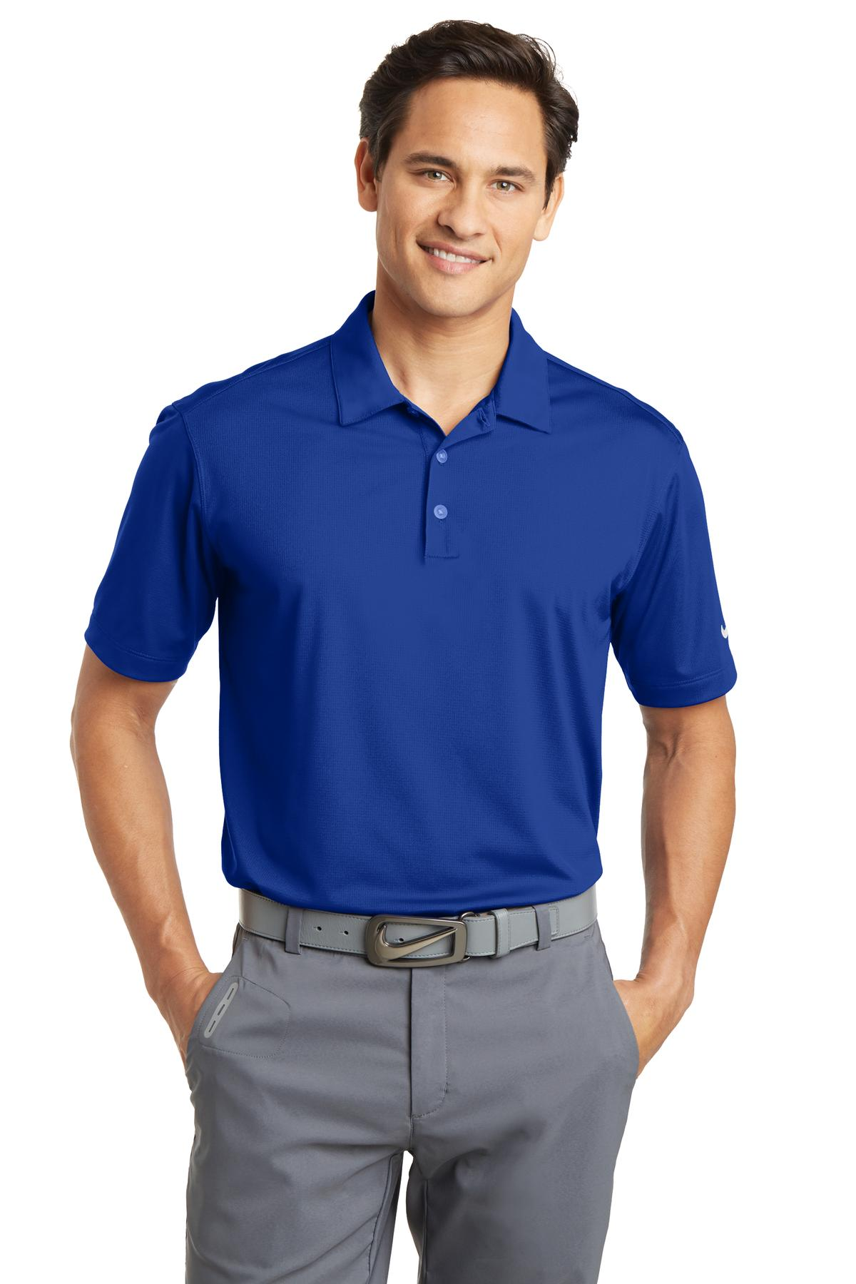Nike Golf 637167 - Dri-FIT Vertical Mesh Polo