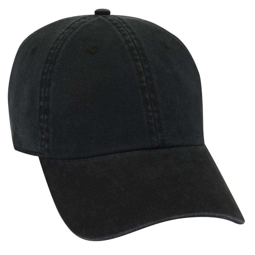 OTTOCAP 18-1219 GARMENT WASHED SUPERIOR COMBED COTTON TWILL LOW PROFILE STYLE CAPS