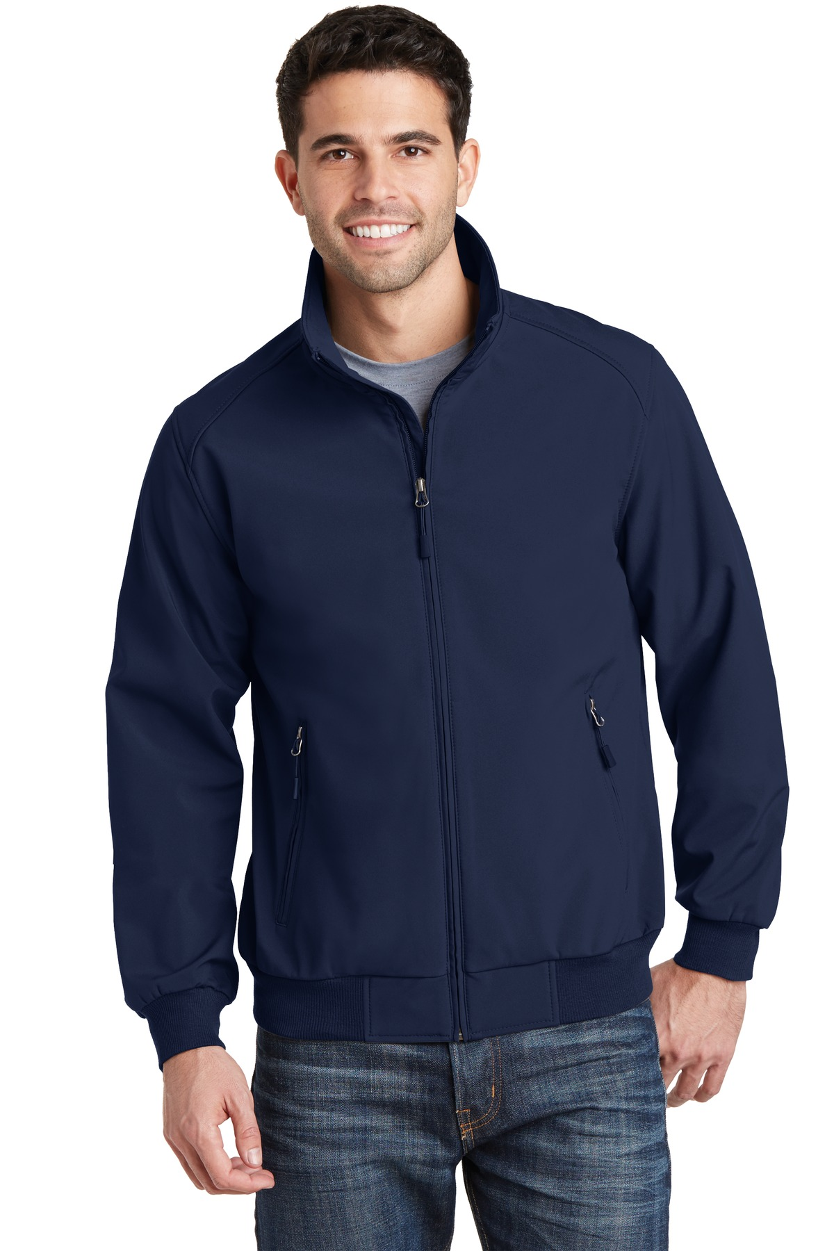 Port Authority  J337 - Soft Shell Bomber Jacket