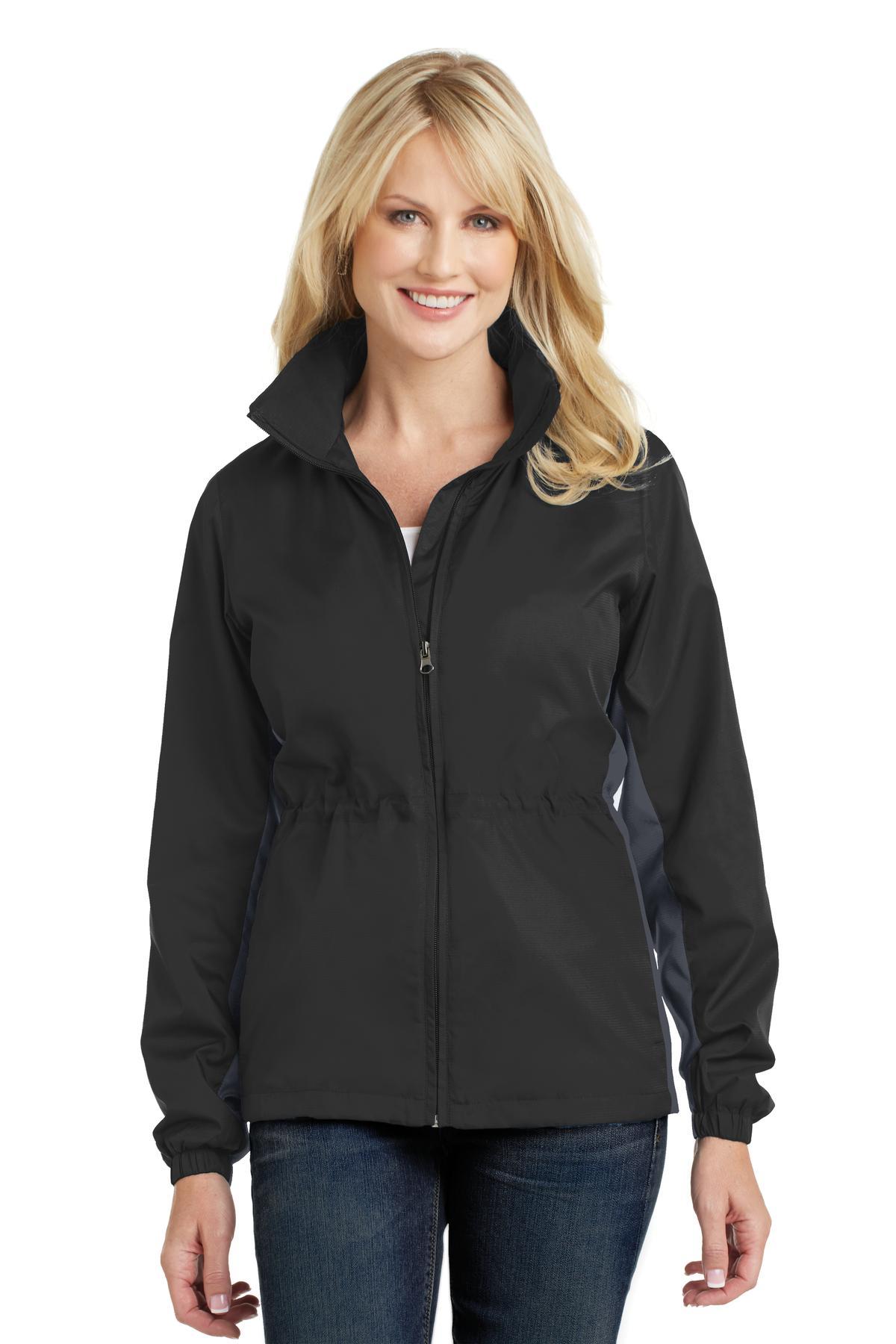 Port Authority  L330 - Ladies Core Colorblock Wind Jacket