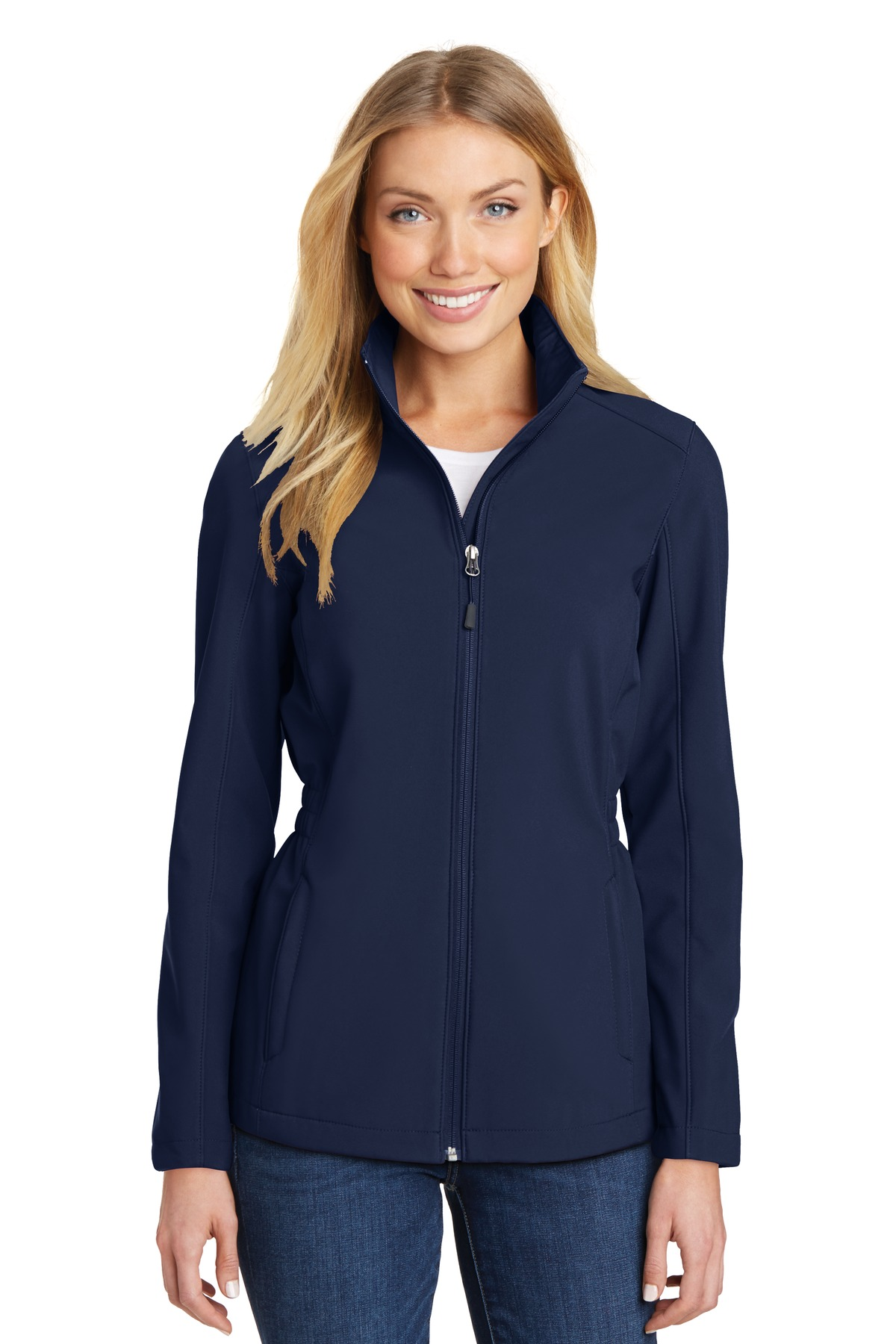 Port Authority  L334 - Ladies Cinch-Waist Soft Shell Jacket