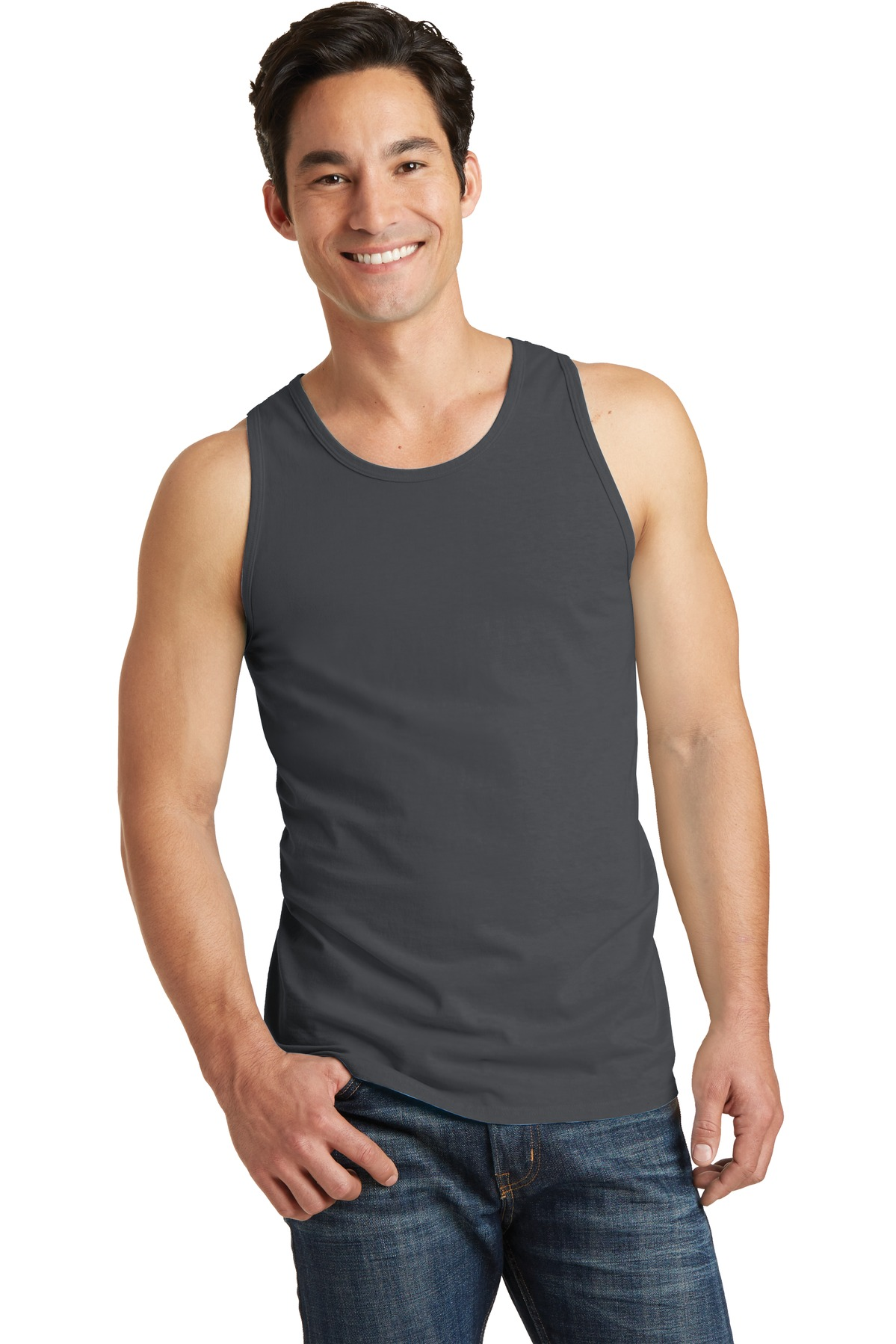 Port & Company  PC099TT - Essential Pigment-Dyed Tank Top