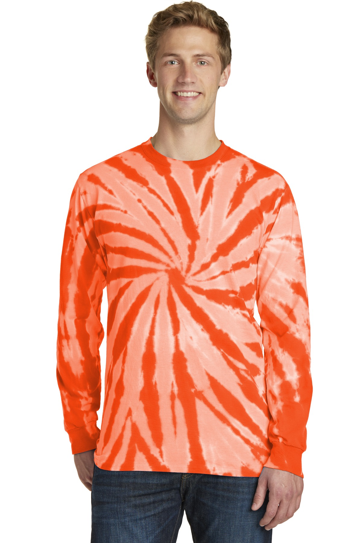 Port & Company  PC147LS - Essential Tie-Dye Long Sleeve Tee