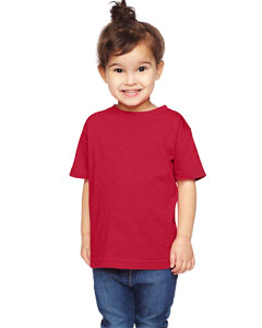 Rabbit Skins RS3305 - Toddler's Vintage Heathered Fine Jersey T-Shirt