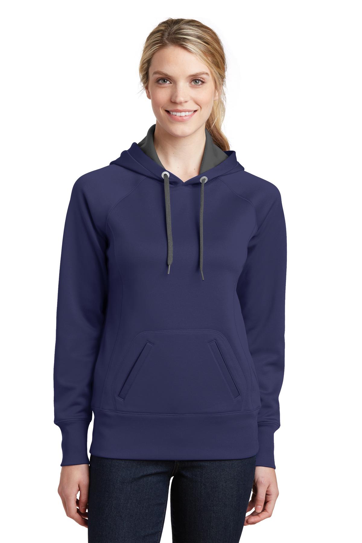 Sport-Tek  LST250 - Ladies Tech Fleece Hooded Sweatshirt