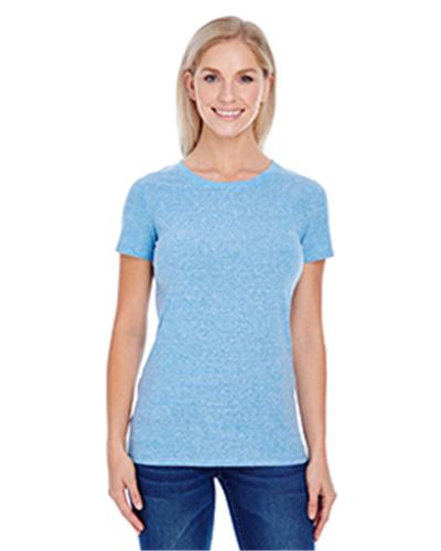 Threadfast Apparel 202A - Ladies' Triblend Short-Sleeve T-Shirt
