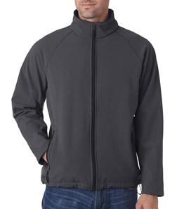 UltraClub 8265 - Men's Soft Shell Jacket