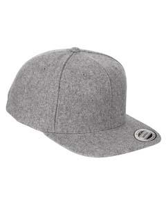 Yupoong 6689 - Melton Wool Adjustable Cap