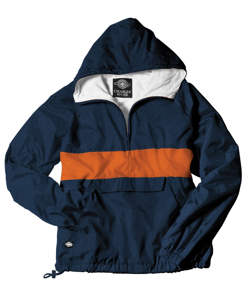 Charles River 9908 - Classic Charles River Striped (CRS) Pullover