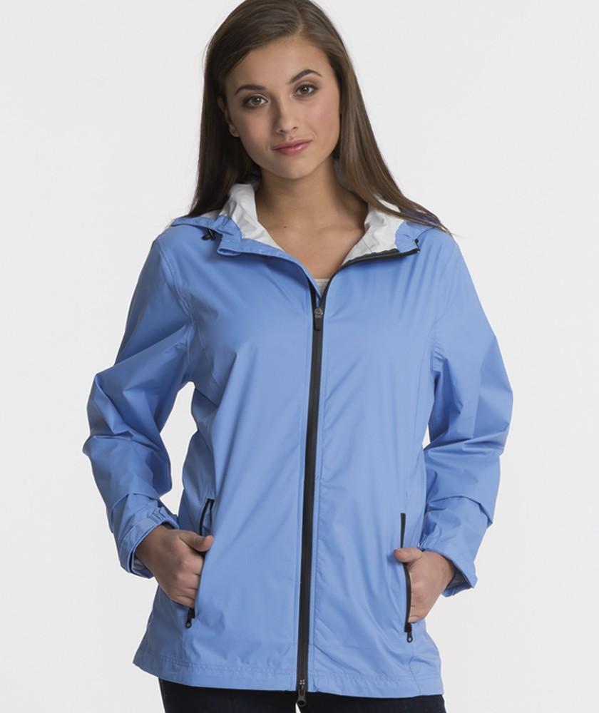 Charles River 5680 - Women's Watertown Rain Jacket