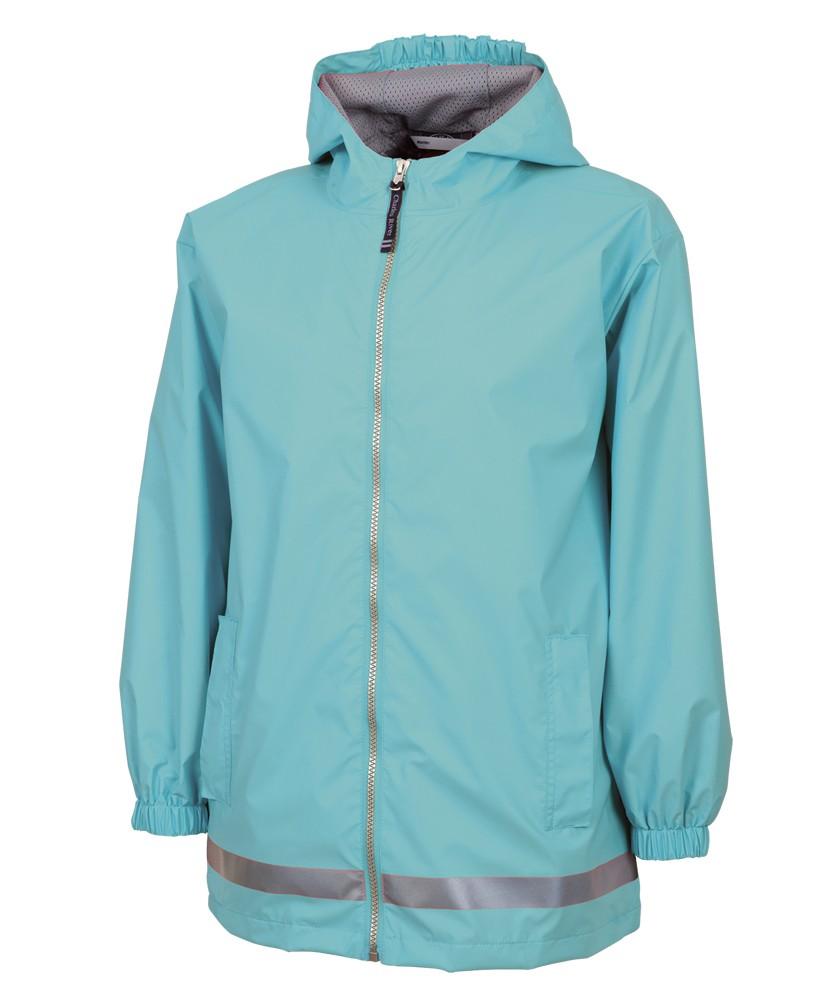 Charles River 8099 - Youth New Englander Rain Jacket