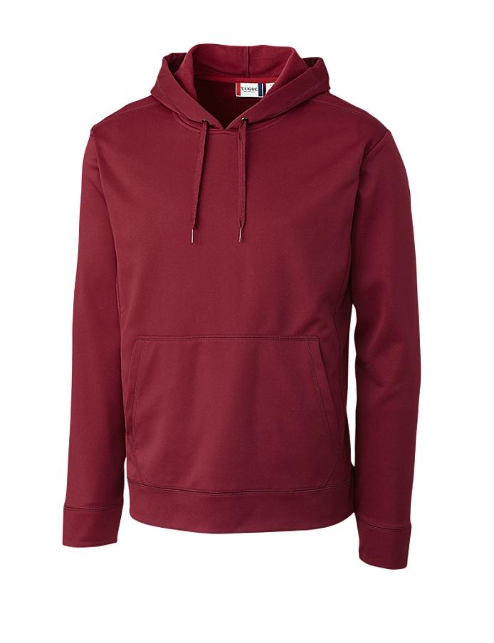 Clique MQK00055 - Men's Vaasa Pullover Hoodie