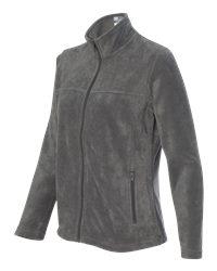 Colorado Clothing 9634 - Women's Sport Fleece Full Zip Jacket