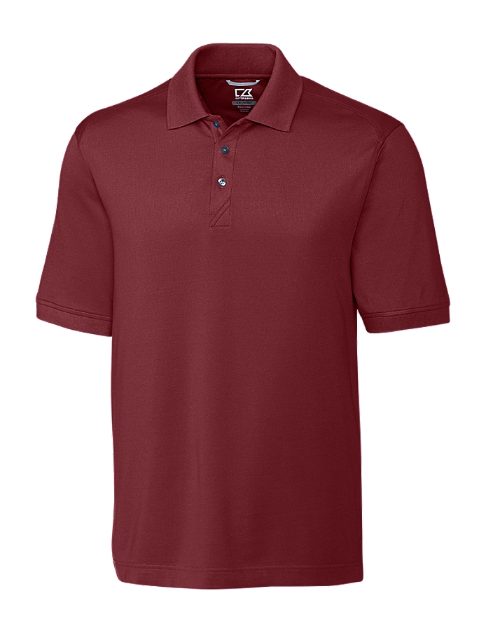 Cutter buck mck09321 men 39 s advantage polo men for Cutter buck polo shirt size chart
