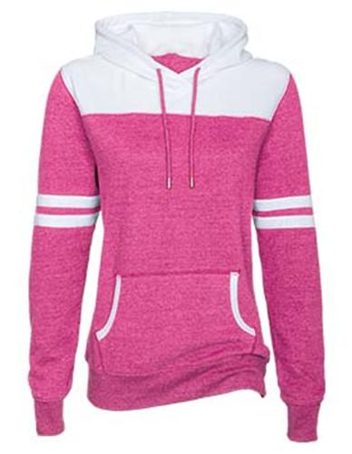 Enza 37179 - Ladies Varsity Fleece Hood