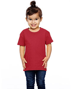 Fruit of the Loom T3930 - Toddler's 5 oz., 100% Heavy Cotton HD T-Shirt