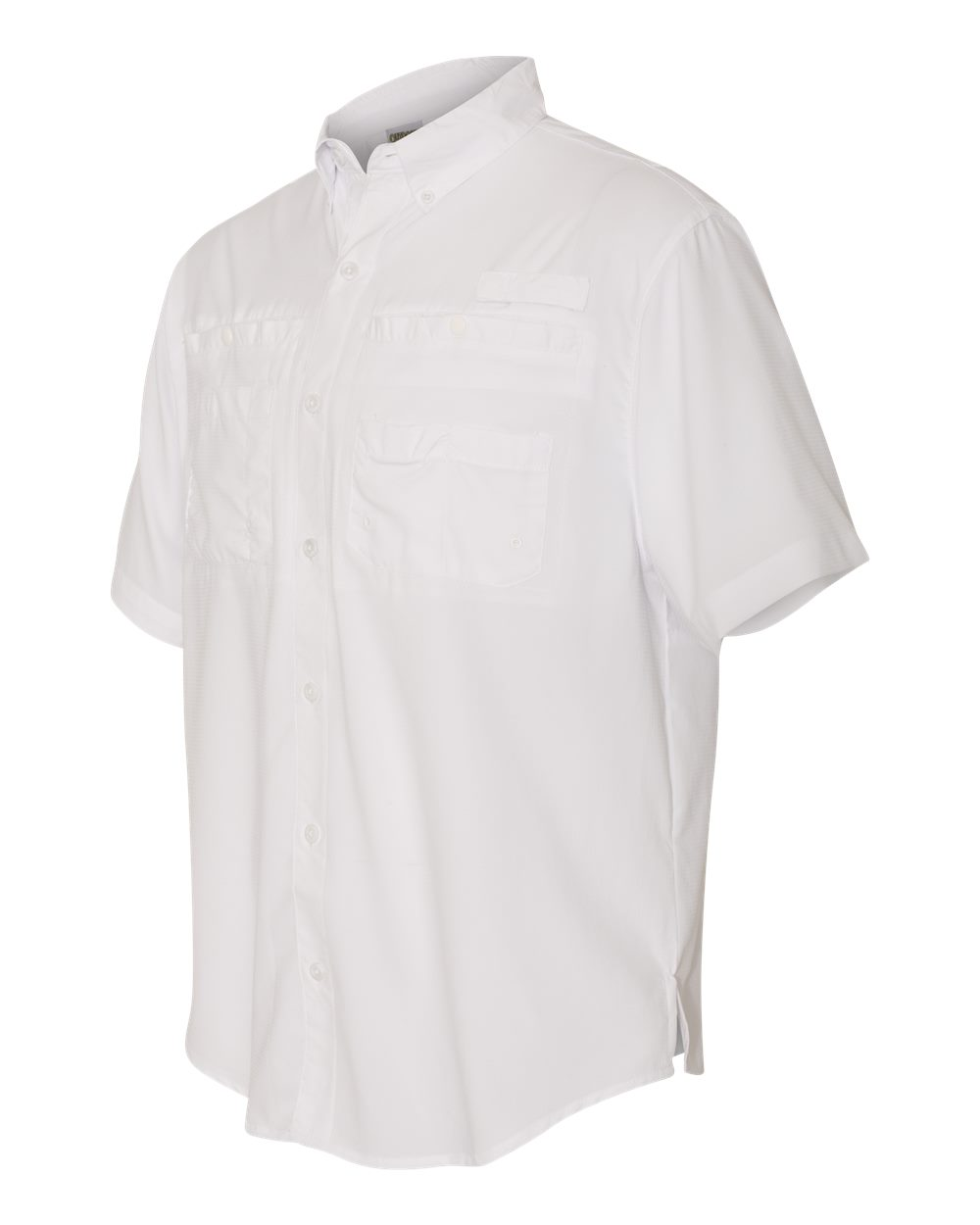 Hilton ZP2297 - Baja Short Sleeve Fishing Shirt