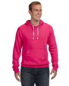 J America JA8871 - Triblend Pullover Fleece Hood
