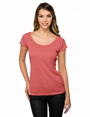 Lilac Bloom LB934 - Elaine women's short sleeve sweater