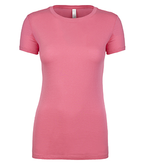 NEXT LEVEL NL3300L - LADIES' PERFECT TEE