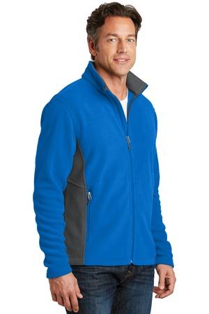 Port Authority® F216-Colorblock Value Fleece Jacket