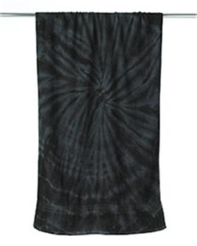 Tie-Dyed CD7000 - Beach Towel
