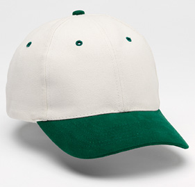 Anvil 136  6-Panel Brushed Twill Cap