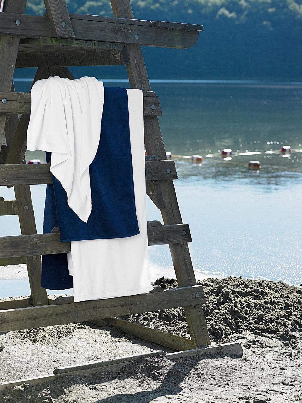 Anvil T340  Midweight Beach Towel