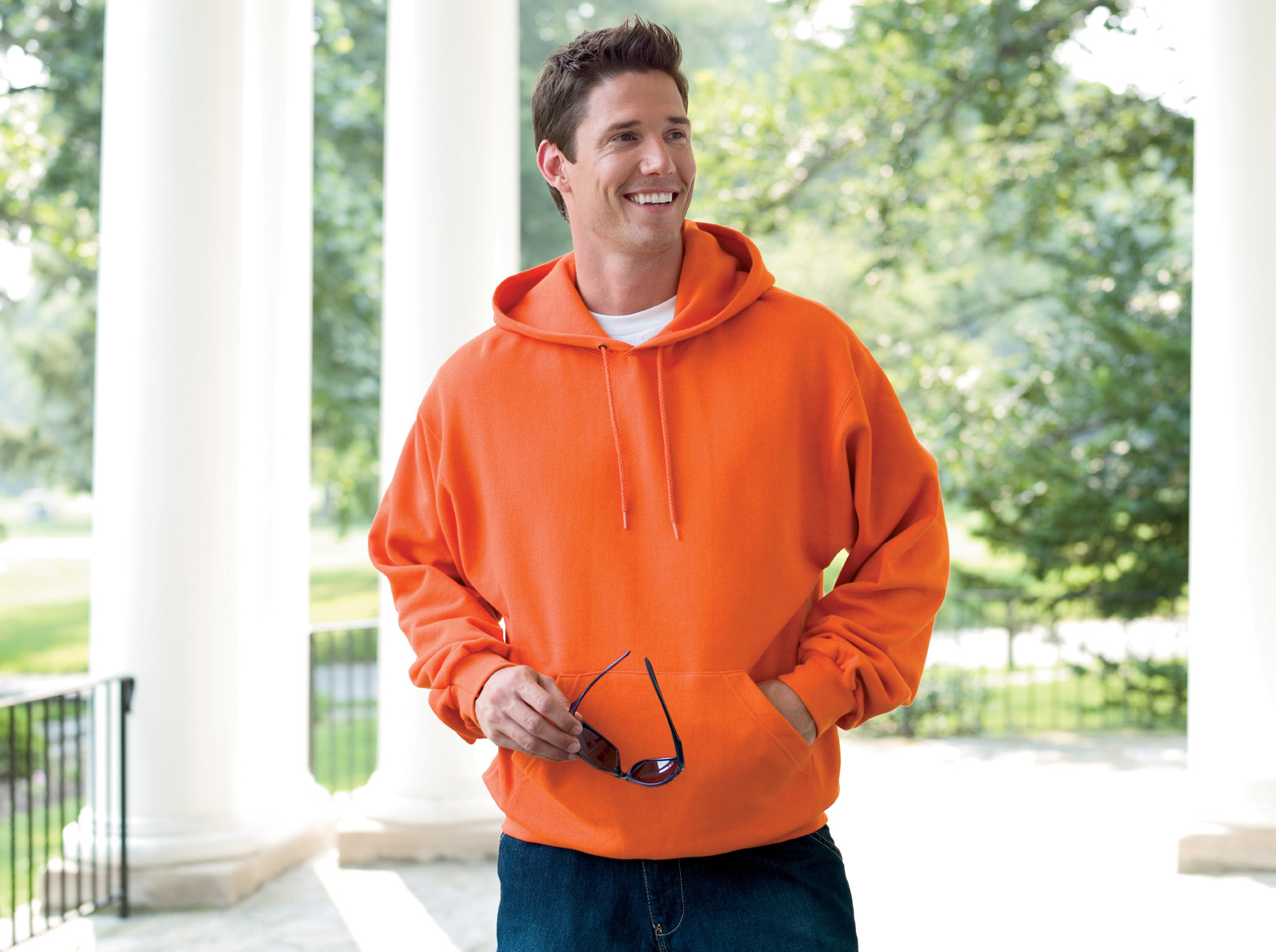 Fruit of the Loom 82130  Super Heavyweight 12 oz. Hoodie