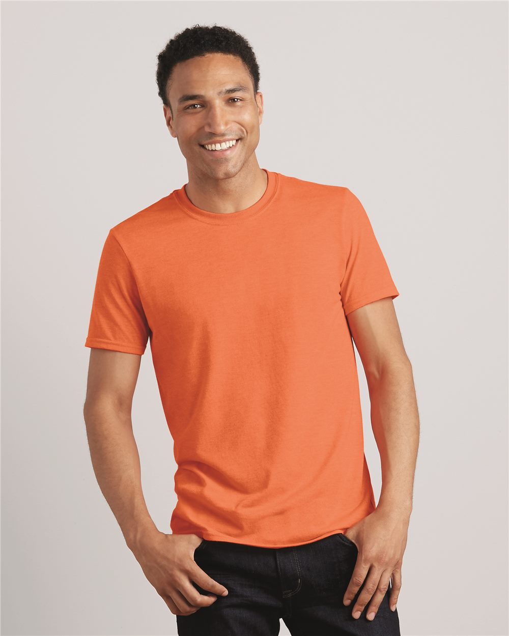Gildan 吉尔丹 64000 男士舒适T恤