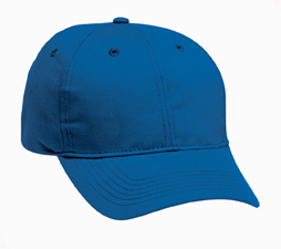 Harriton M820  6-Panel Structured Cotton Twill Cap