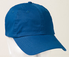 Harriton M835  Brushed Cotton Twill Baseball Cap