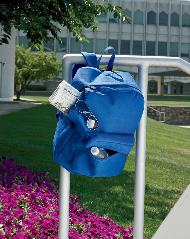 Harriton M975  Campus Backpack
