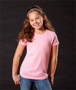 3710 Next Level Girl's Princess Tee