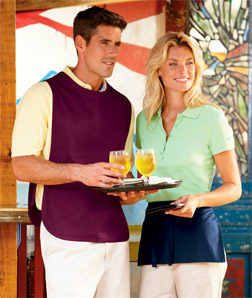 8202 UltraClub Two-Pocket Cobbler Apron