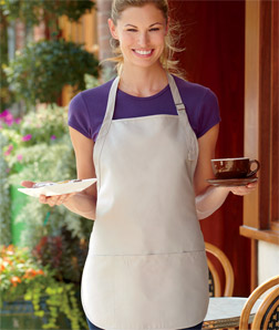 8205 UltraClub Three-Pocket Apron with Buckle
