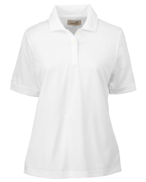 Ashworth 1290C Ladies' Performance Wicking Pique Polo