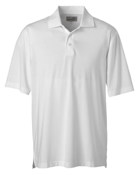 Ashworth 4570 Men's High Twist Cotton Tech Polo
