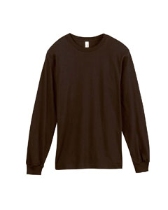 Anvil 429  Organic Long-Sleeve T-Shirt